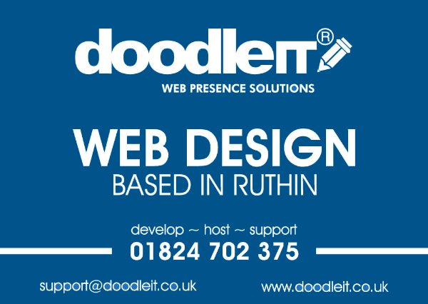 DoodleIT web design North Wales